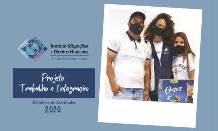 Emprego e geração de renda de migrantes e refugiados