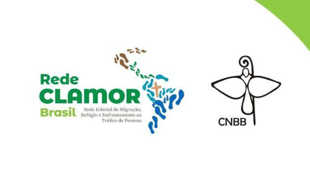 CNBB e Rede CLAMOR Brasil assinam protocolo de intenções nesta sexta