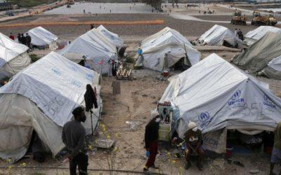 Irmãs Scalabrinianas ao lado de migrantes e refugiados em Lesbos