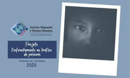 Enfrentamento ao tráfico de pessoas e atenção às vítimas