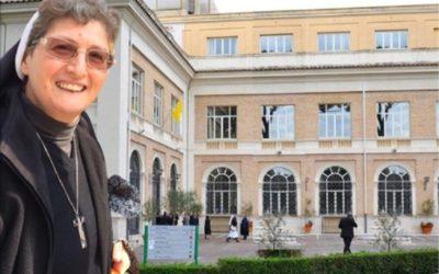 Universidade Urbaniana nomeia scalabrinina como secretária geral