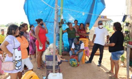 Migrantes venezuelanos tentam recomeço na periferia de Boa Vista