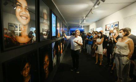 Brasília recebe exposição inédita sobre o percurso de refugiados e migrantes venezuelanos